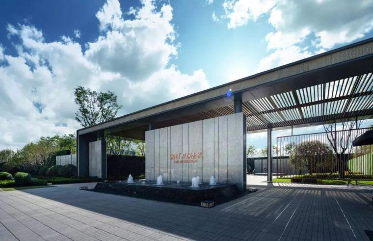 案例|融创华北示范区项目景观设计_20