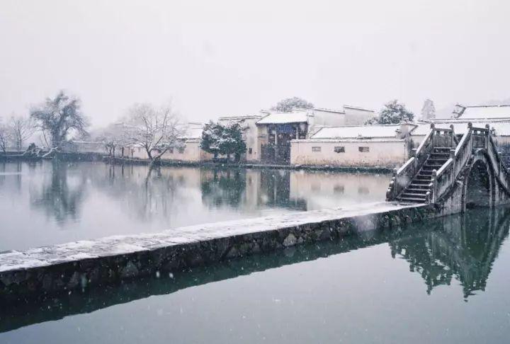 当最美的古镇下了雪,简直惊艳了整个冬天_3