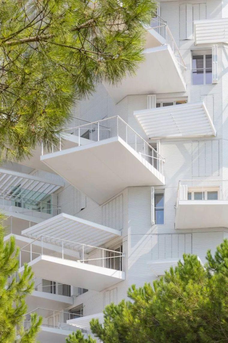 """藤本壮介设计的像树一样的公寓楼建成了,每户都有""""空中花园""""_18"""