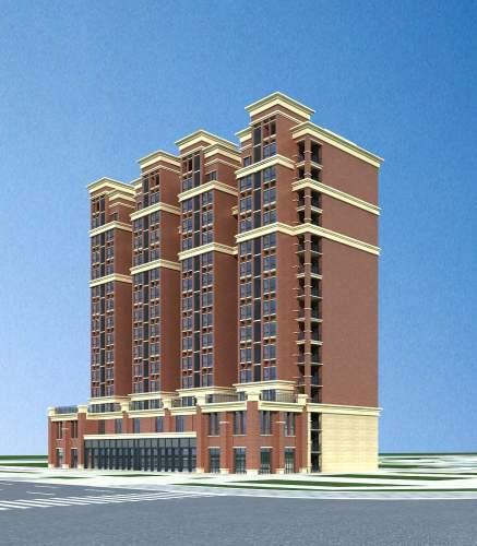 报社干部住宅楼暖通工程施工组织设计