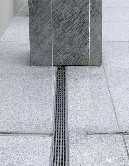 缝隙式排水·精致化景观细节设计_31