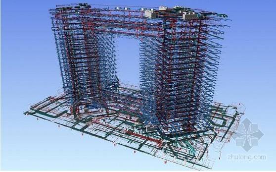 上海中心项目主要参与方招标文件BIM技术要求