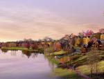 [四川]英式风貌特色小镇景观规划设计方案