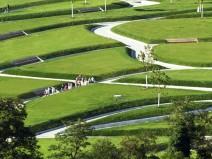 德国采石场改造的斯图加特城市公园