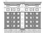 [宁夏]多层住宅建筑施工图(含地下车库及效果图)