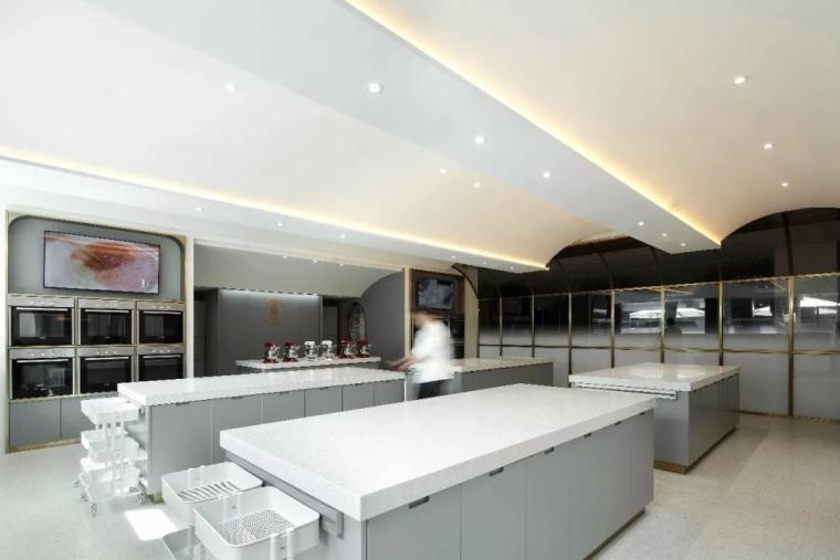 上海顶级美食互动体验式星曜堂餐饮空间-5