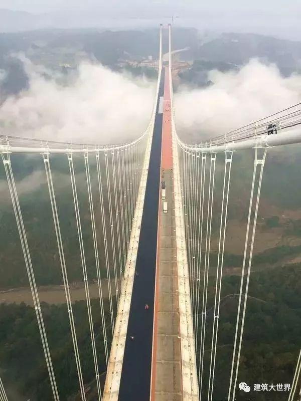 用火箭架桥!云南200层楼高的世界第一高桥!震惊世界!_60