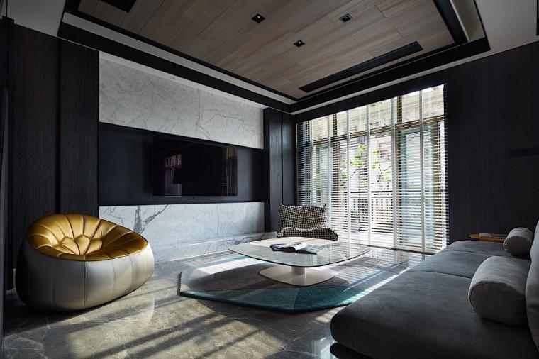 福州现代风格别墅