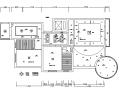 现代简约住宅室内装修施工图