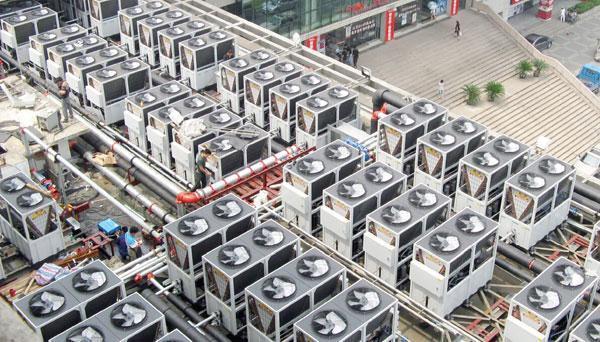 三种洗浴中心热回收方式,让运行费用大幅下降!