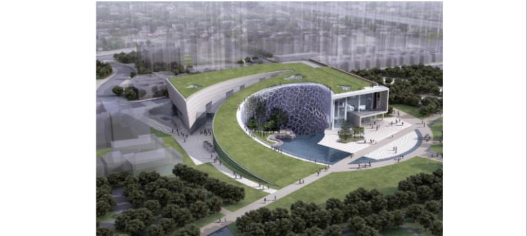 [上海]自然博物馆建筑细胞壁钢结构施工组织设计(53页,图文丰富)