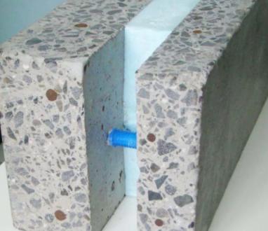 结构装饰保温一体化外墙板技术
