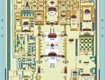 故宫三大殿周围为何没有一棵树?