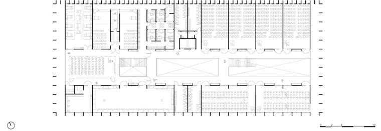 巴西安汉比莫隆比大学新建筑-24