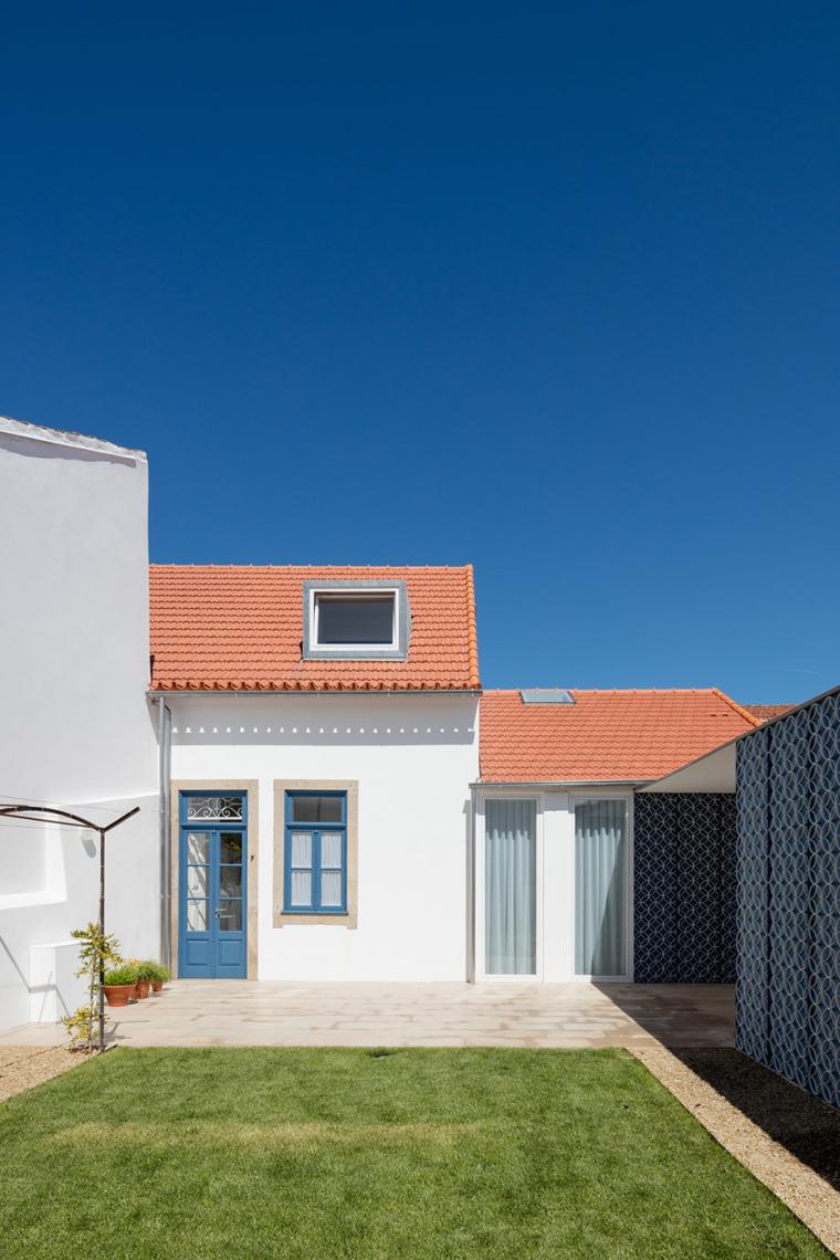 葡萄牙奥瓦尔住宅-5