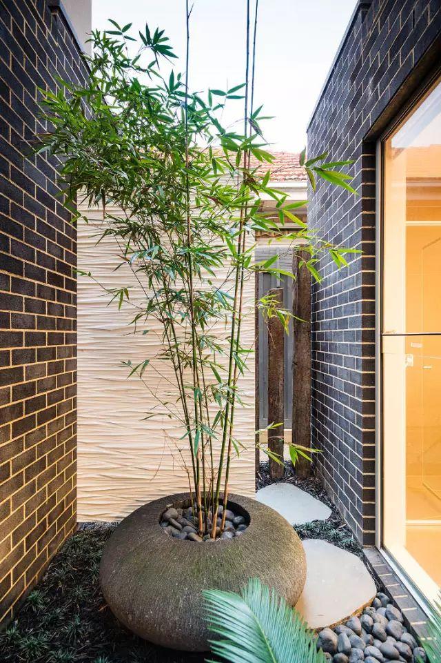 赶紧收藏!21个最美现代风格庭院设计案例_7