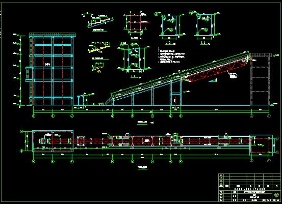 输送廊道施工图_2
