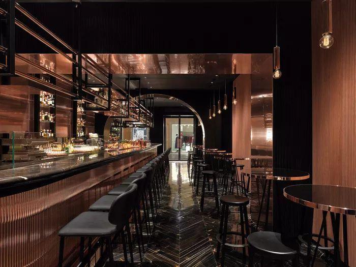 别找了,2018年最好看的餐饮空间设计都在这里了_88