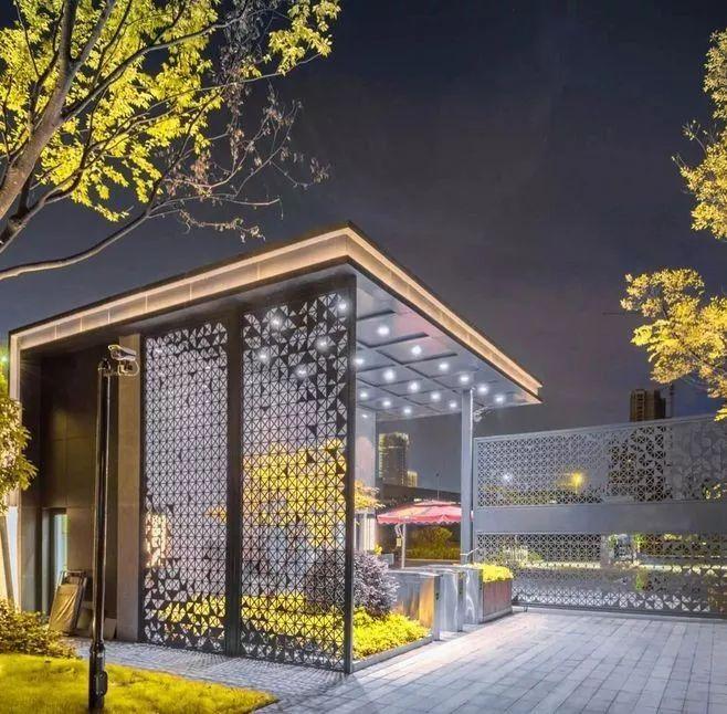 50款|各式新中式景观亭设计_23