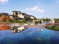 [河南]郑州万科新中式别墅居住区建筑设计方案文本
