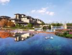 [河南]郑州万科新中式别墅居住区规划设计方案文本
