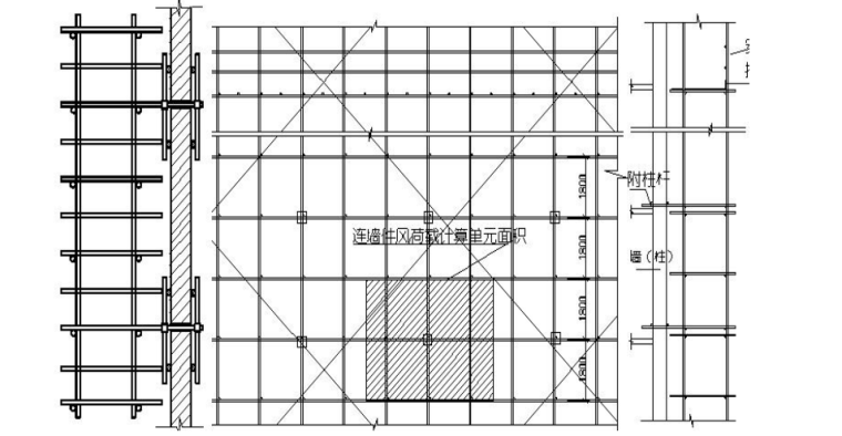 超高层住宅楼及地下车库工程-2层至2层双排落地式钢管脚手架施工方案