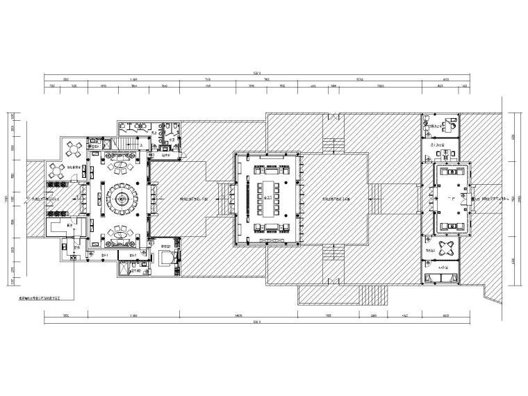 徐州政府驻苏州办事处施工图—金螳螂设计(附效果图+设计方案)