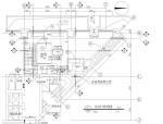 中式茶楼整套内部装修全套施工图