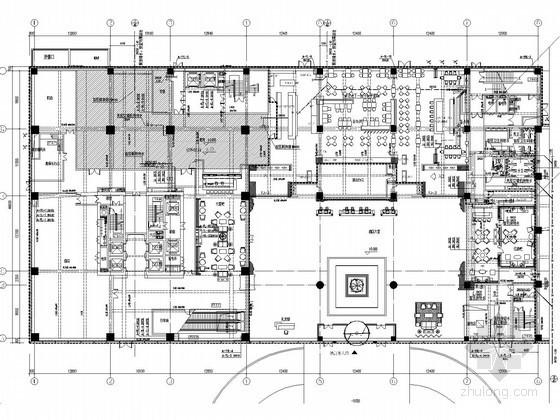 [河北]64万平高层商业办公综合体给排水消防施工图(甲级设计院 热交换 游泳池)