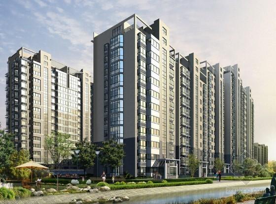 [四川]居住区项目工程造价指标分析
