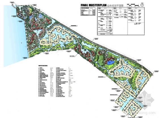 [珠海]温泉酒店度假村景观概念规划方案