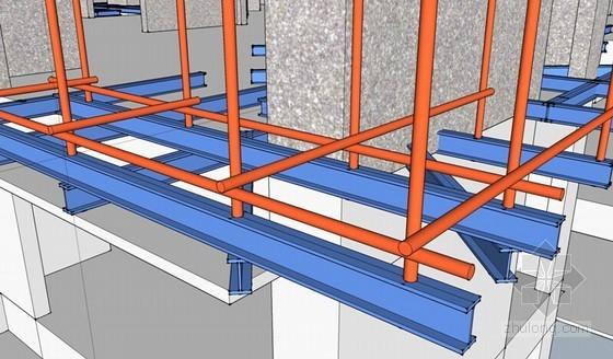 保障性住宅楼工程悬挑式脚手架专项施工方案(85页 附图)