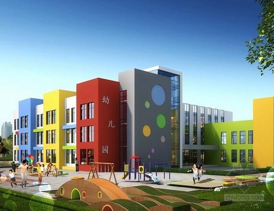 [内蒙古]2016年幼儿园建设工程施工招标文件及工程量清单控制价