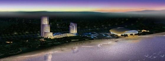 [山东]浪漫渔文化城市滨海地区景观规划设计方案(含四个设计方案)-景观效果图