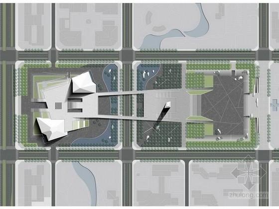 [四川]纪念与新生抗震纪念园景观设计方案