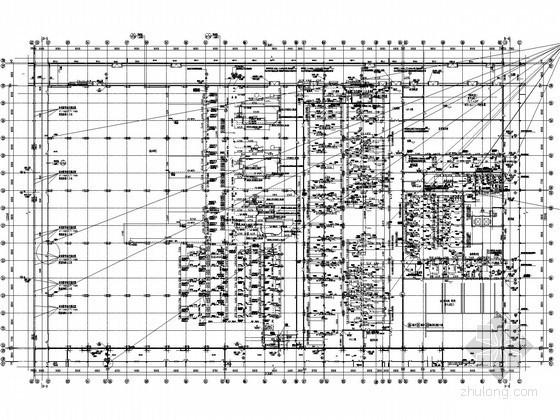 [四川]33万平国内知名食品生产基地给排水全套图纸