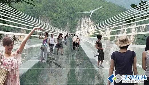 跪爬啊!!世界首座玻璃受力结构—张家界大峡谷玻璃桥