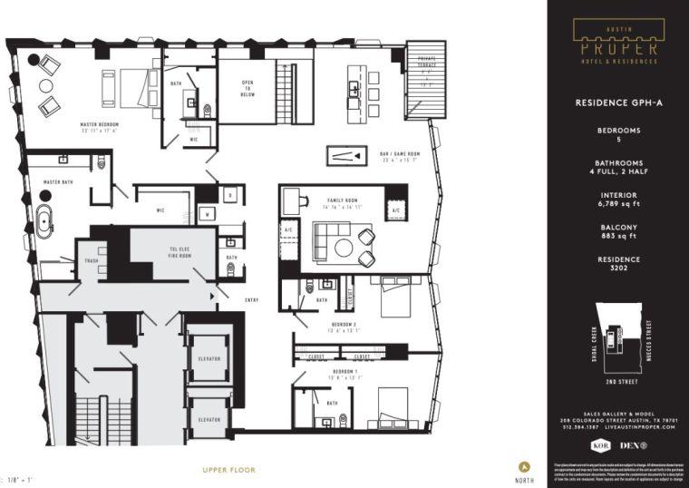 KellyWearstler设计的豪宅样板房,却是这般清新脱俗_20
