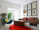 现代简洁艺术时尚住宅空间设计方案文本