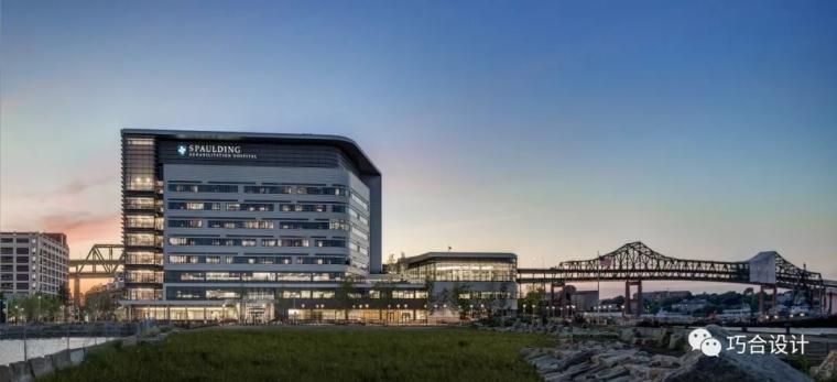 美国最佳康复医院,设计超治愈!