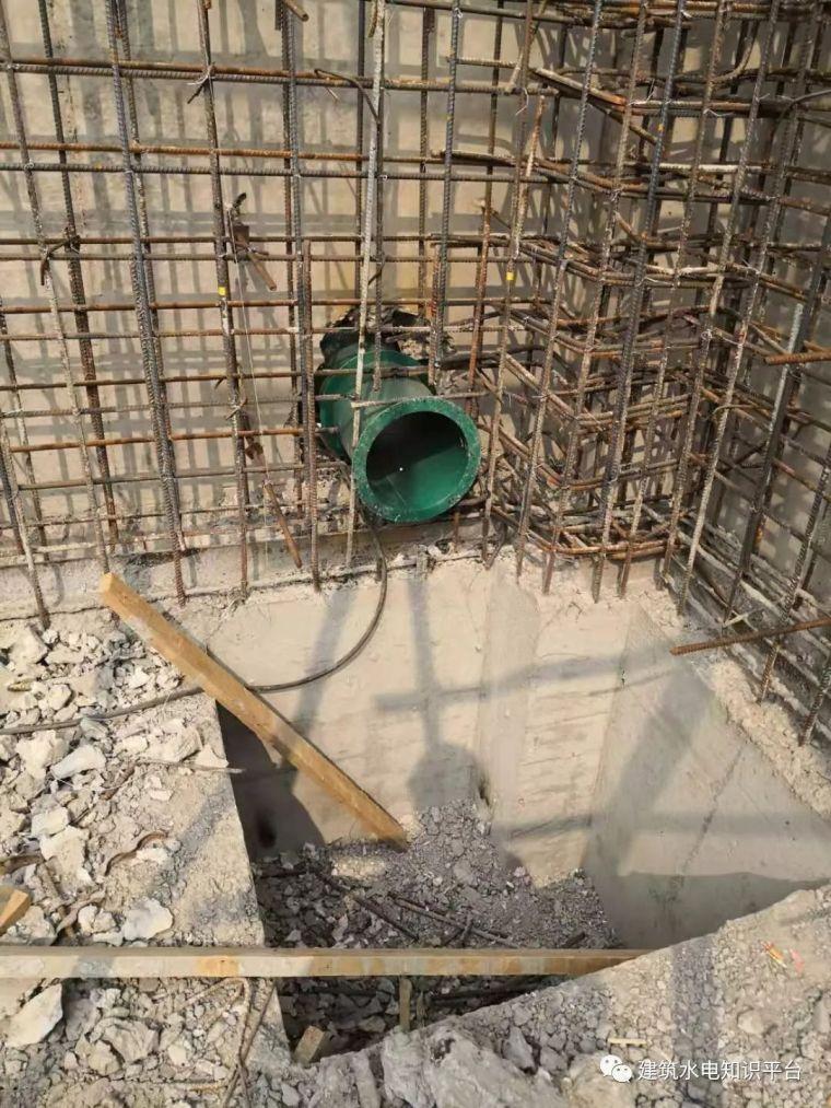图解//柔性防水套管的安装方向_2
