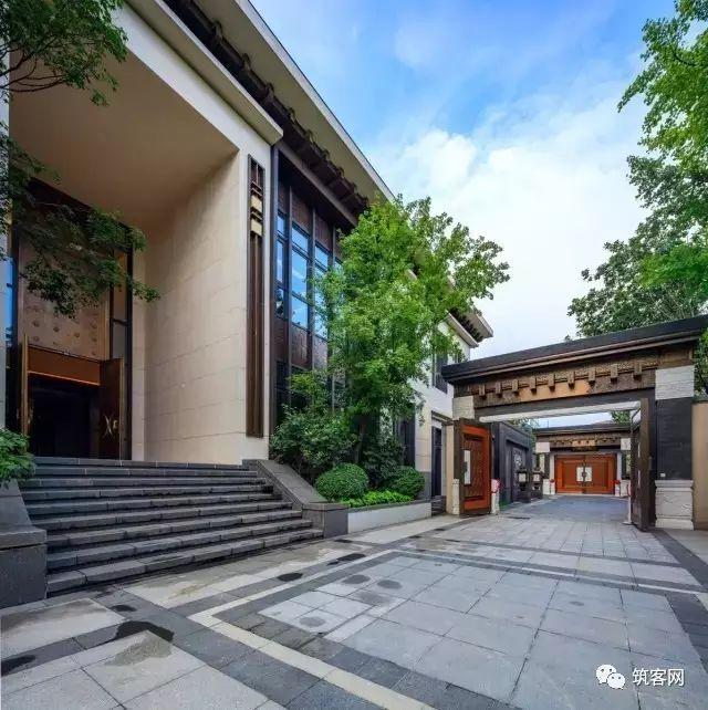 为何中式合院别墅越来越流行?_9