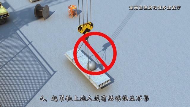 湖南省建筑施工安全生产标准化系列视频—塔式起重机_23