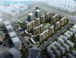 [宁夏]高层金属饰面住宅建筑设计方案文本(含两套方案及施工图)