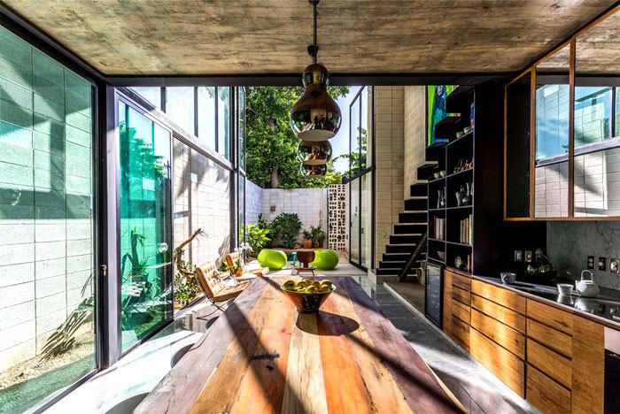 极具现代化气息的住宅