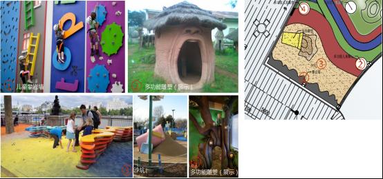 幼儿园设计,鸿坤儿童友好社区设计案例-幼儿园设计,鸿坤儿童友好社区设第17张图片