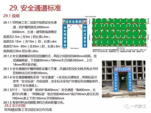 工程安全文明标准化施工图文讲解,谁整理的,太强大了!_57