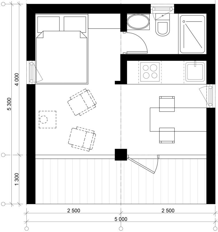 莫斯科DD16模块住宅-16