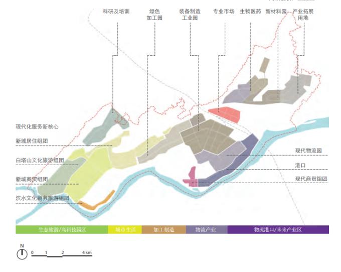 [四川]山水宜居特色临港经济开发区城市规划设计方案_6