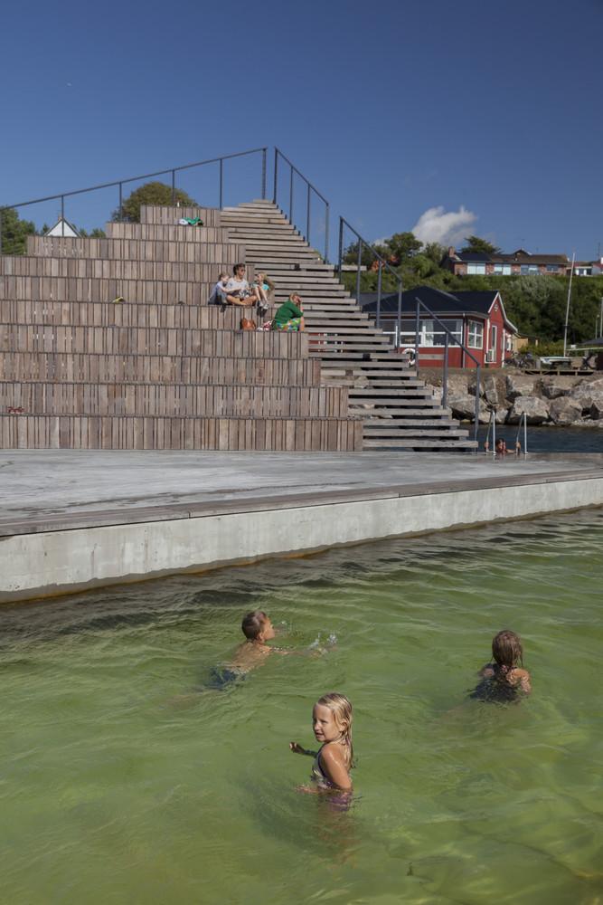 丹麦Hasle海滨浴场-7